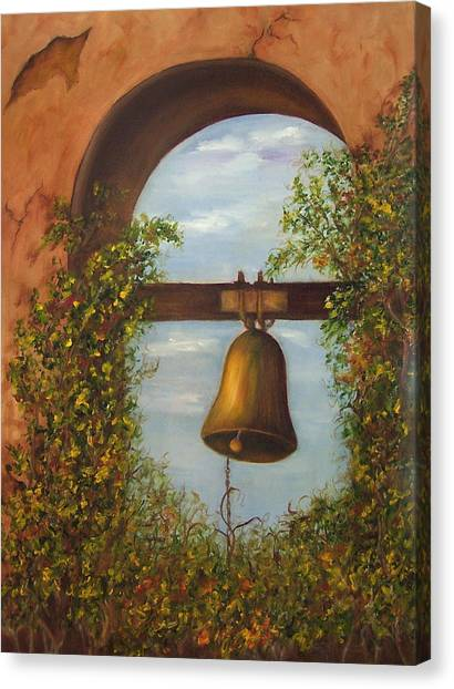 For Whom The Bell Tolls Sold Canvas Print