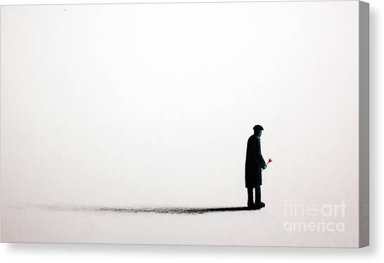 For You My Love Canvas Print