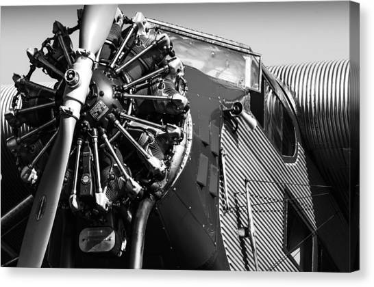 Ford Tri-motor Canvas Print