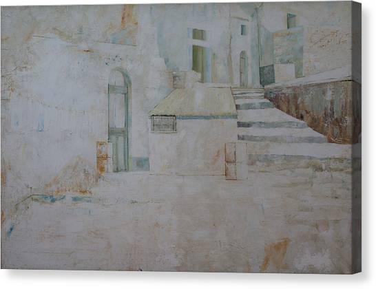 Forenza Vita - Salita Trappeto Canvas Print