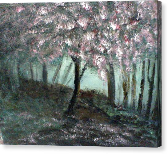 Forest Beauty Canvas Print