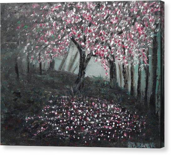Forest Beauty Two Canvas Print