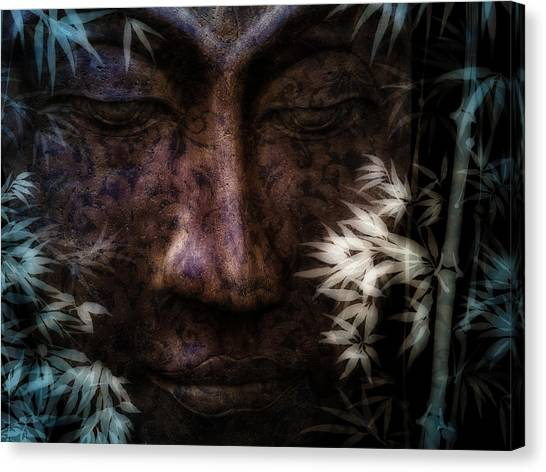 Pigmy Canvas Print - Forest People by Daniel Hagerman