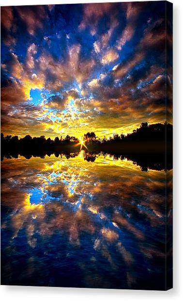 Forever Dreaming Canvas Print