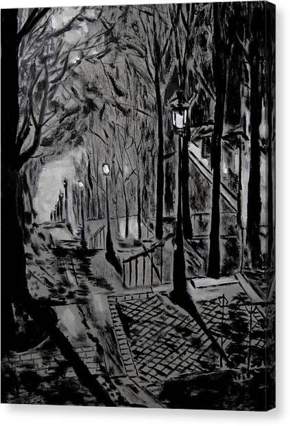 Paul Ryan Canvas Print - Forget Paris 2 by Dan Twyman