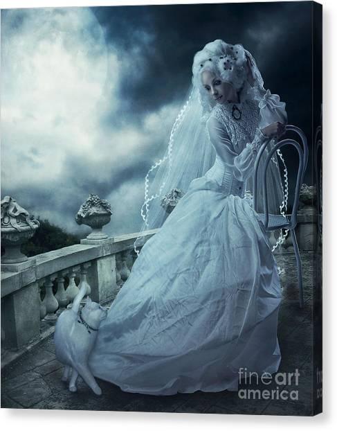 Forgotten Bride Digital Art by Jessica Allain