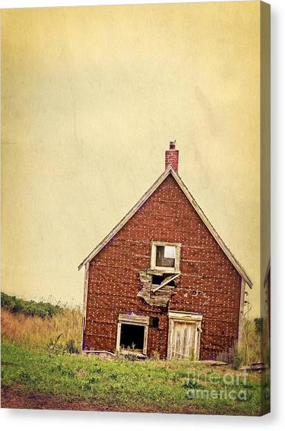 Prince Edward Island Canvas Print - Forsaken Dreams by Edward Fielding