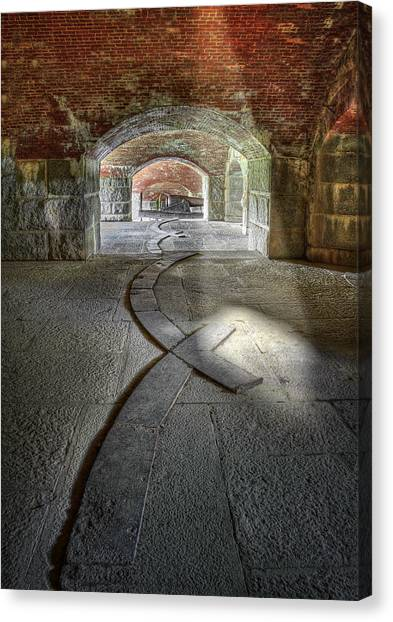 Fort Knox Me Canvas Print