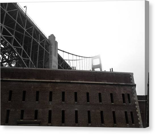 Fort Point Canvas Print