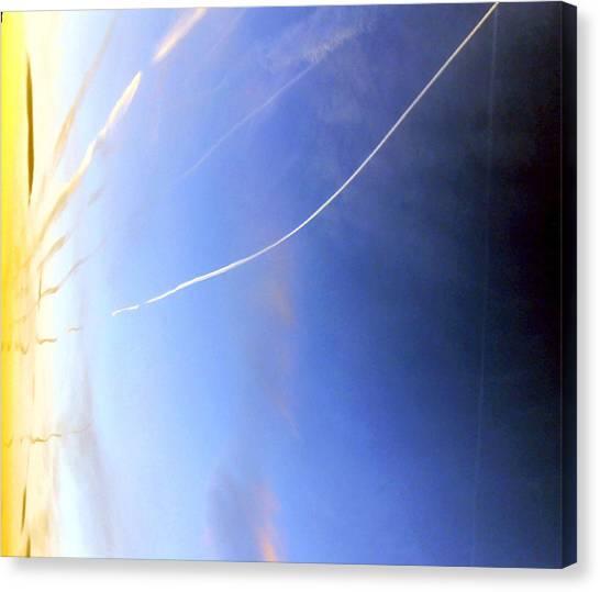 Gerhard Richter Canvas Print - Forward by Dietmar Scherf
