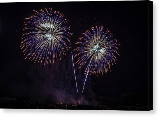 Fourth Of July Traditions  Canvas Print by Jason Smith