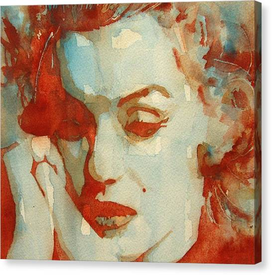 Red Eye Canvas Print - Fragile by Paul Lovering