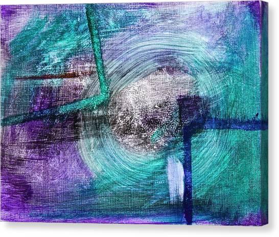Frame Of Mind Canvas Print