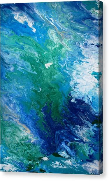 Free Spirit 6 Canvas Print