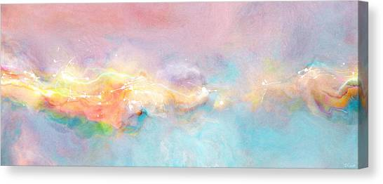 Freedom - Abstract Art Canvas Print
