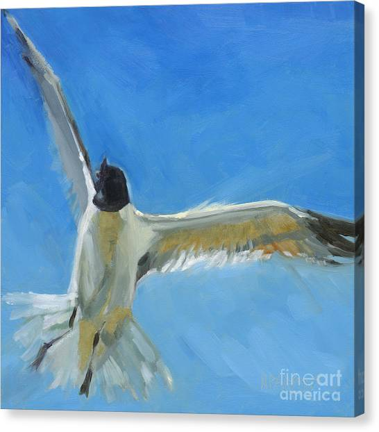 Freedom's Song-na Canvas Print
