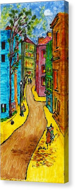 French Dream #2 Canvas Print