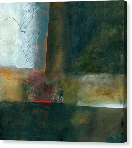 Acrylic Canvas Print - Fresh Paint #8 by Jane Davies