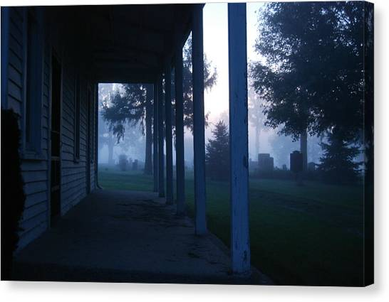 Friend's Meeting House Canvas Print by Abraham Adams Photography