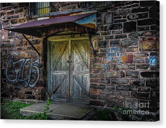 From Days Gone By Canvas Print