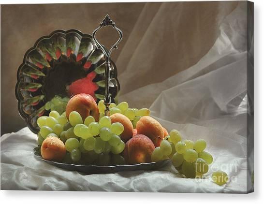 Fruits Canvas Print by Irina No