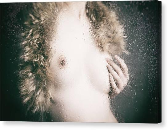 Fur Canvas Print by Daisuke Kiyota