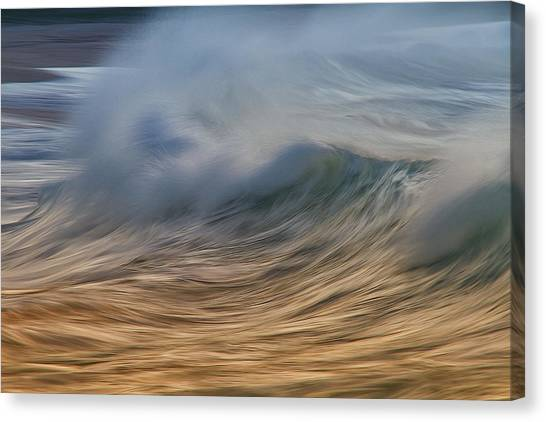 Fury Wave Canvas Print