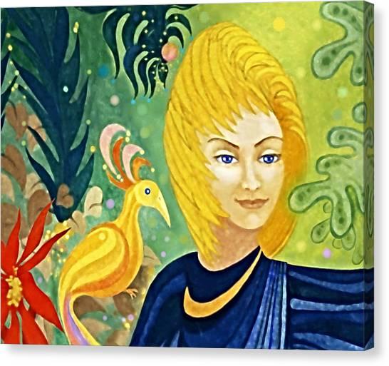 Gaia - Spirit Of Nature Canvas Print