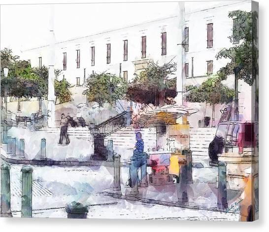 Galeria Nacional Canvas Print