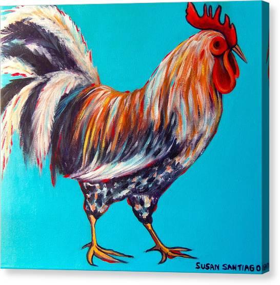 Gallo Canvas Print