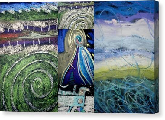 Garden Of Eaten 3 Canvas Print
