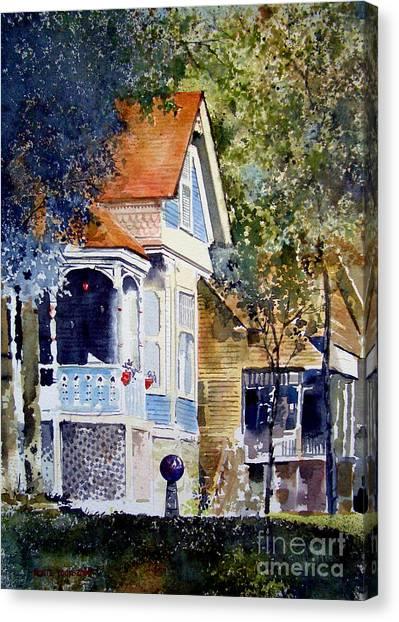 Garden Orb Canvas Print