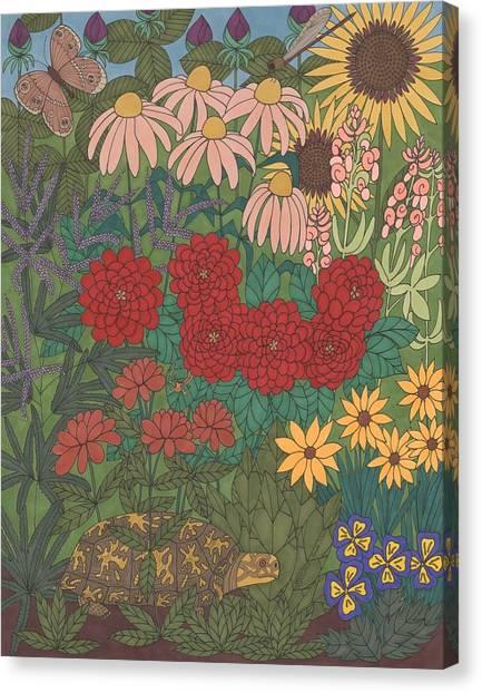 Garden Treasures Canvas Print