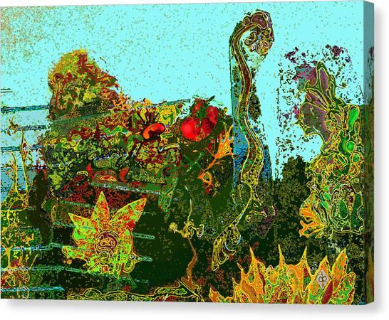 Gardone Canvas Print