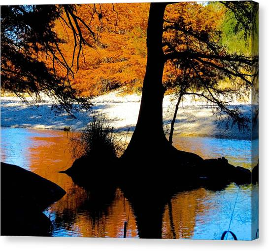 Garner State Park Canvas Print