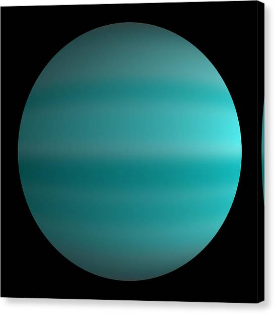 Gas Giant #5 Canvas Print
