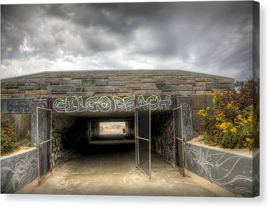 Gates To Euphoria Canvas Print