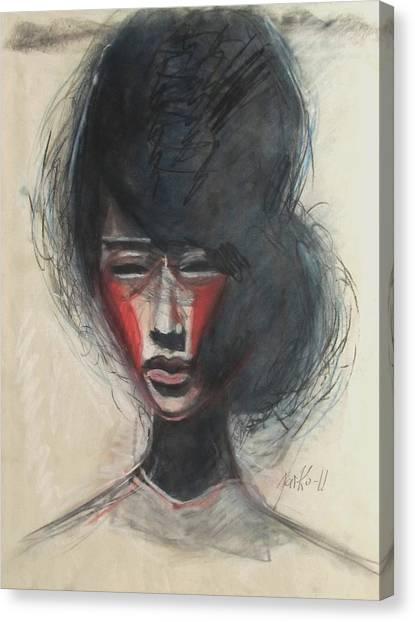 Memoirs Of A Geisha Canvas Print