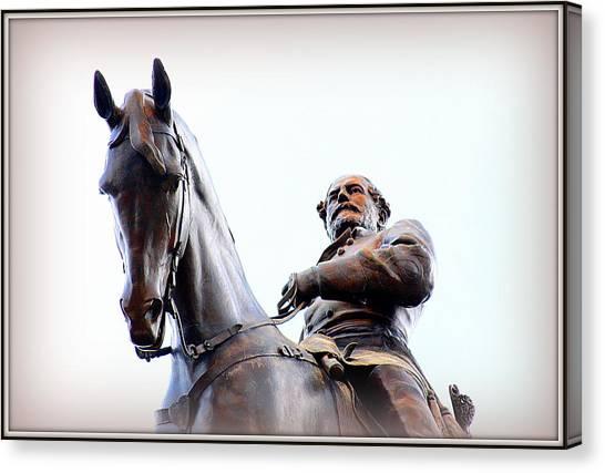 General Lee Canvas Print by Greg Thiemeyer