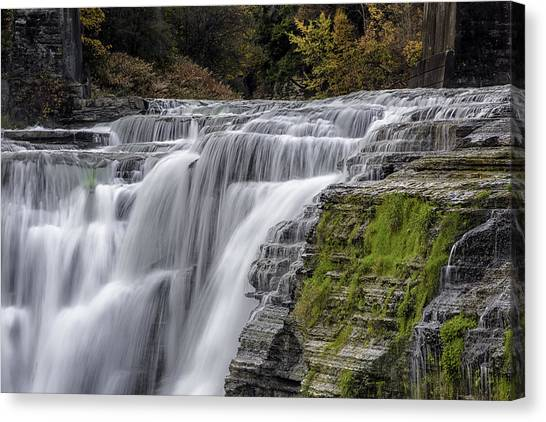 Genesee Fury Canvas Print