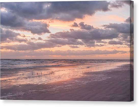 Gentle Daybreak Canvas Print