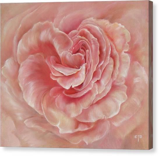 Gentle Canvas Print by Tanya Byrd
