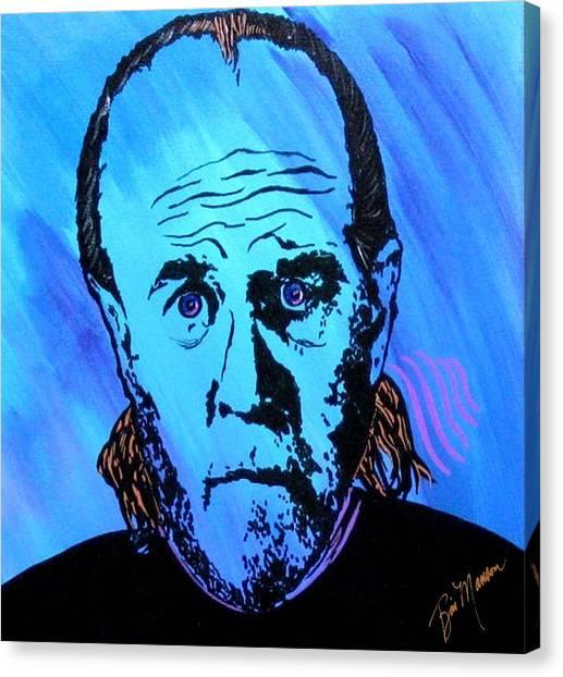George Carli So What Canvas Print