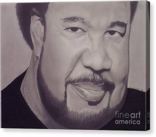 George Duke Canvas Print