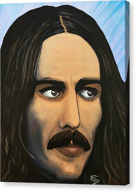 George Harrison The Mystic Canvas Print