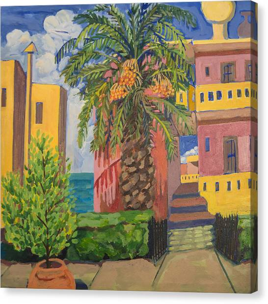 Georgoupoli Crete Canvas Print