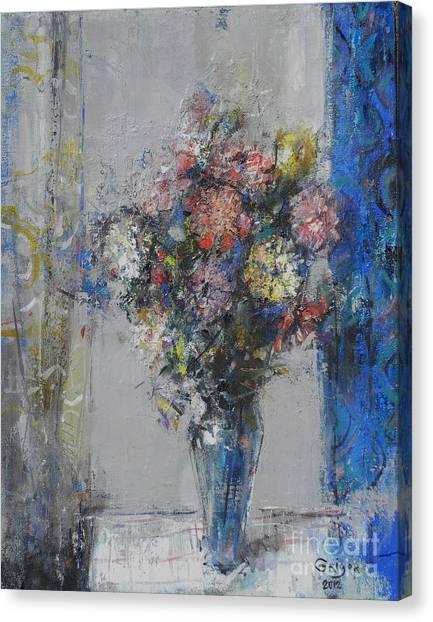 Canvas Print - Gerbera by Grigor Malinov