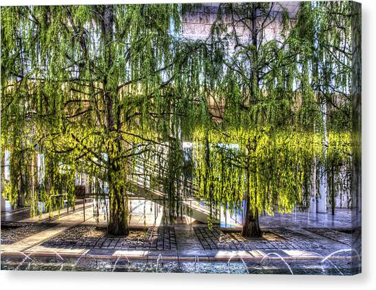 Getty Perspectives 3 Canvas Print