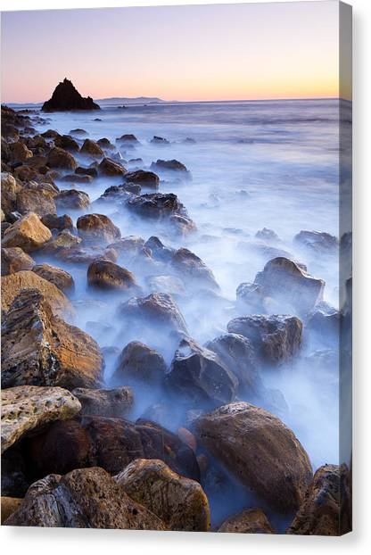Ghost Coast  Canvas Print