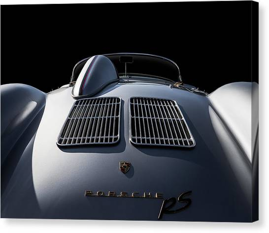 Porsche Canvas Print - Giant Killer by Douglas Pittman